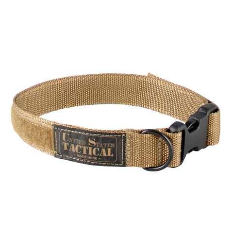 United States Tactical K9 Collar