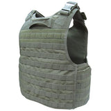 Condor Defender Plate Carrier Back