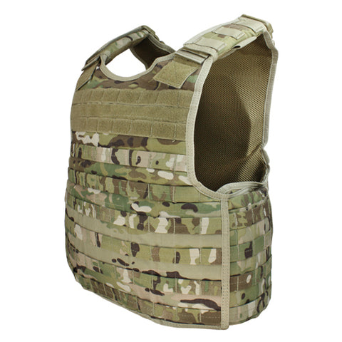Condor Defender Plate Carrier - Multicam (C-DFPC)