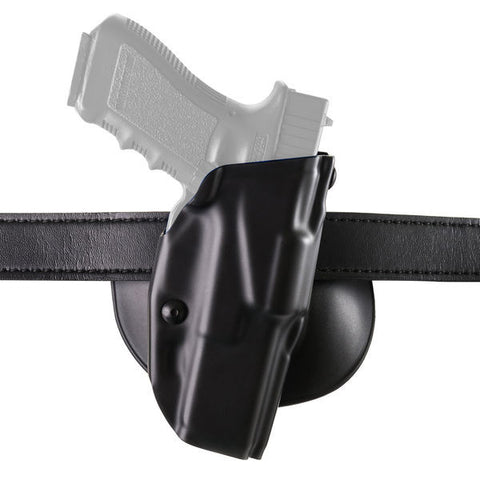 "Safariland ALS® Paddle Holster - FITS: S&W 3-3/8"" BBL: M&P 9mm, .40 & 9C Belt (SF-6378-319-412) - Hahn's World of Surplus & Survival - 1"
