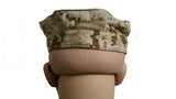 R&B US Military Spec USMC Desert Digital 8 Point Hat (R&B-577-454) - Hahn's World of Surplus & Survival - 3