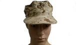 R&B US Military Spec USMC Desert Digital 8 Point Hat (R&B-577-454) - Hahn's World of Surplus & Survival - 1