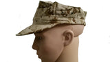 R&B US Military Spec USMC Desert Digital 8 Point Hat (R&B-577-454) - Hahn's World of Surplus & Survival - 2