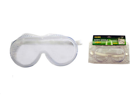 *FINAL SALE* Hawk Safety Goggles (HWS-EY1E)