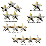 Hero's Pride Rank Star Cluster(s) Smooth 2-Clutch Back Pair