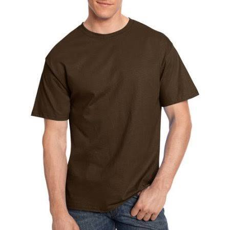 T-Shirt - Adult - Brown (HWS-1902)