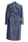 SALE Vintage 1953-54 Women's Military Rubenstein Overcoat