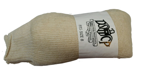 DSCP  Socks  - Wool/Cotton Blend - Cream