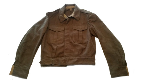 SALE Vintage Authentic 1960 Military Ike Jacket