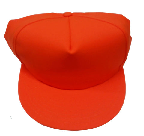 Ballcap - Orange Safety Twill