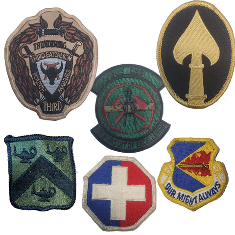 Patch - Misc. U.S. Military