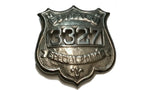 SALE Obsolete Badge - Buffalo Special Police #3327 (HWS-VPIN-BSP)