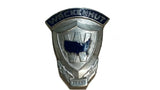 Obsolete Badge - Wackenhut Security (HWS-VPIN-WACK)