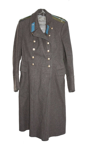 SALE Russian Military Officer's Greatcoat