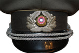 SALE NVA Army Hat 1856I - Silver Officer's Chinstrap