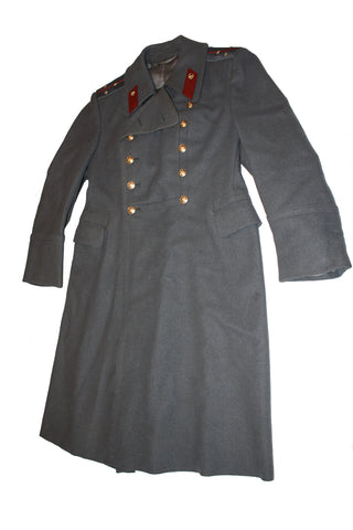 SALE Vintage Authentic Russian Officer Overcoat