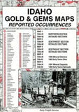 Gold & Gems Maps Then & Now (ND-GGMTN) - Hahn's World of Surplus & Survival - 5