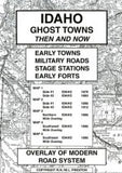Ghost Towns/Sites Then & Now (ND-GTSTN) - Hahn's World of Surplus & Survival - 4