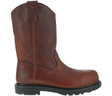 "Iron Age Hauler 11"" Wellington Boot - Brown (IA0194)"