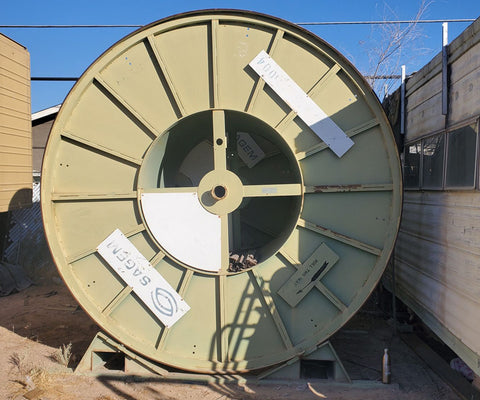 Cable Reel - Large Metal