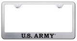 U.S. Army Stainless Steel Frame