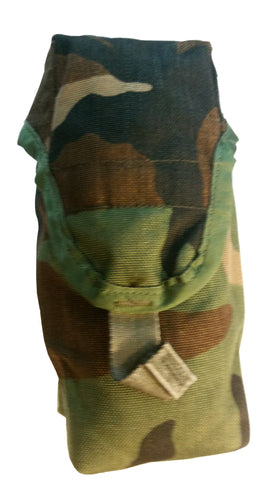 USED - Safariland Ammo Pouch, 2 Mag 30 Rd - Woodland