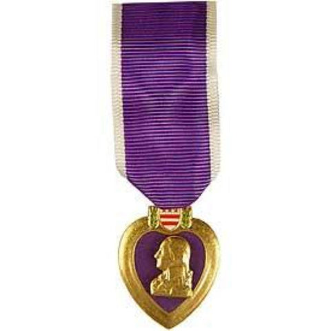 Medal - Purple Heart -Mini  (EM-M2033)