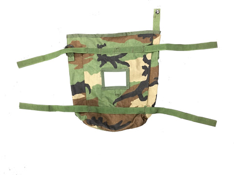 MOLLE Radio Pouch - Wooldand