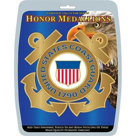 Medallion - US Coast Guard (EM-MD1010)