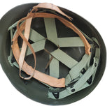 USED Military Helmet w/Liner & Net