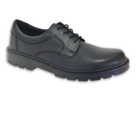 Work Zone 423 Work Shoe - Black (N423) - Hahn's World of Surplus & Survival