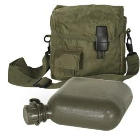 Canteen Cover - NEW Fleece Lined 2qt