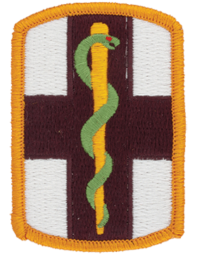 Patch - 1st Medical Brigade - Full Color (TSR-P-0001L-F)