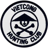 Eagle Emblems Inc.Vietnam Cong Hunt Club Collectors Patch (EM-PM0008) - Hahn's World of Surplus & Survival