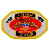 Eagle Emblems Inc. Vietnam Vet Collectors Patch (EM-PM0021) - Hahn's World of Surplus & Survival