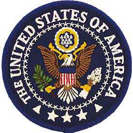 Patch - USA Seal (PM0045)