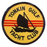 Eagle Emblems Inc. Vietnam Tonkin Gulf Collectors Patch (EM-PM0056) - Hahn's World of Surplus & Survival