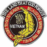 Eagle Emblems Inc.Vietnam the Land... Collectors Patch (EM-PM0278) - Hahn's World of Surplus & Survival