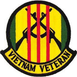 Eagle Emblems Inc.Vietnam Vet Collectors Patch (EM-PM1132) - Hahn's World of Surplus & Survival