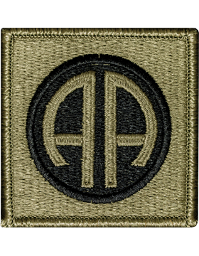 Patch - 0082 Airborne Division - Scorpion (TSR-P-0082A-S)