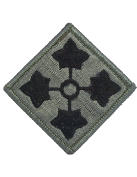 Patch - Infantry Division ACU Patch with Fastener (TSR-PV-0004A)