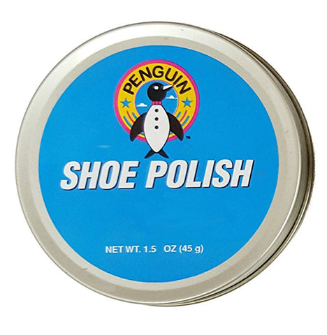 Penguin Black Shoe Polish Cream