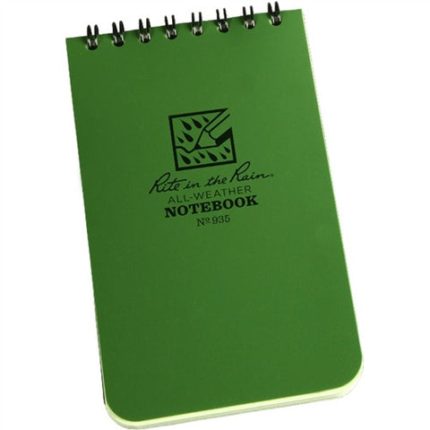 Rite In The Rain Notebook (RITR-935NB) - Hahn's World of Surplus & Survival - 1