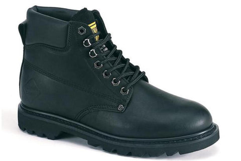 Work Zone 611 Boot - Black (S611) - Hahn's World of Surplus & Survival