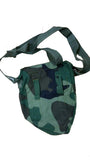Canvas E-Tool Bag - Woodland Camo