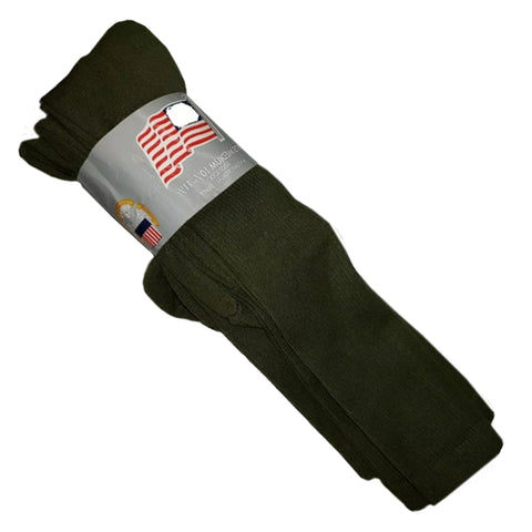 Socks - DSCP Mens Military - 3 Pairs