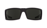SPY Optic Sunglasses -  General - Black  - H-Gray Green Lens