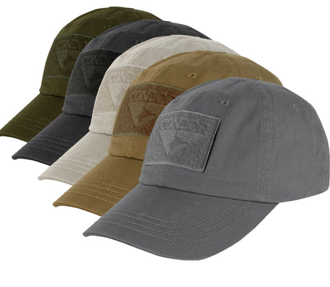 Ballcap - Condor Tactical - Solid Colors