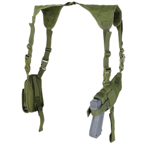 Condor Universal Shoulder Holster (C-USH) - Hahn's World of Surplus & Survival - 1