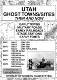 Ghost Towns/Sites Then & Now (ND-GTSTN) - Hahn's World of Surplus & Survival - 6